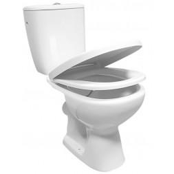 Pack WC blanc ARTECO clean on - sortie horizontale