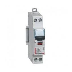 Disjoncteur DNX3 1P + neutre - 16a
