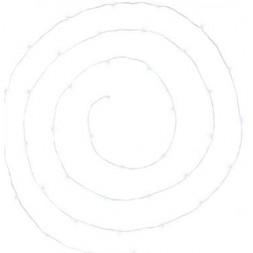 Guirlande 40 micro led blanc froid - ATMOSPHERA