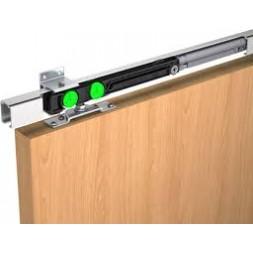 Garniture avec rail aluminium SAF 40 L 2m - MANTION