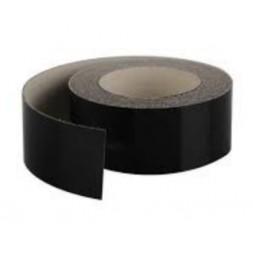 Chant mélaminé th 38mm x 5ml noir brillant (deee 0.03€)