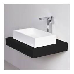 Vasque à poser Créa Square blanc