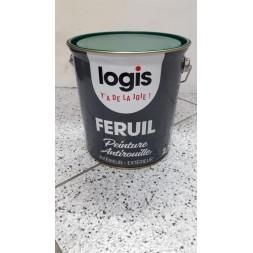 Logis Feruil anti-rouille vert PO 2.5L