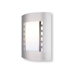 Luminaire extérieur inox E27 IP44 60w - GLOBO