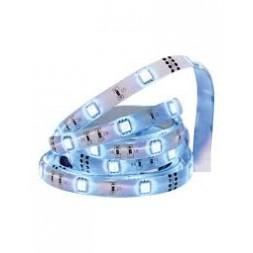 Ruban LED multicolore connecté 28W 2m