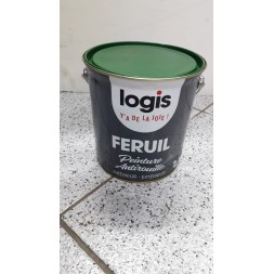 Logis Feruil anti-rouille vert FO 2.5L