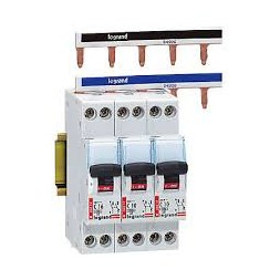 Peigne alimentation P + N - 13 modules - LEGRAND