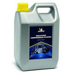 Huile 2 litres pour compresseur - MICHELIN