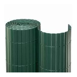 Canisse PVC vert