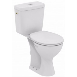 Pack WC surélevé complet Ulysse - Sortie horizontale PORCHER