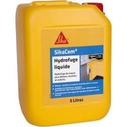 Sikacem hydrofuge liquide 5L