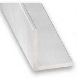 Cornière aluminium 15 x 15 x 1.5mm x 1m