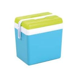 Glacière 24 litres turquoise vert anis 35.5x26.5x40cm