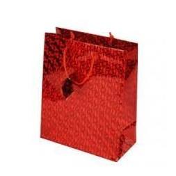 Sac cadeau rouge