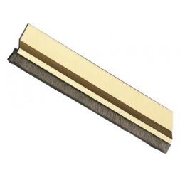 Plinthe étanche 2-1000 aluminium doré - AMIG