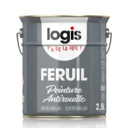 Logis feruil anti rouille gris pe 2,5 l