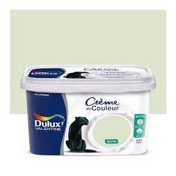 Crème tendrement vert 2.5L - DULUX VALENTINE