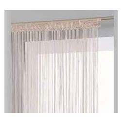 Rideau de fil lin 90X200cm - ATMOSPHERA