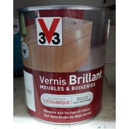 Vernis incolore brillant reflet 2,5l - 3V3