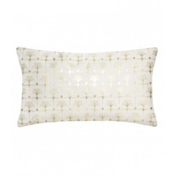 Coussin velours or Tropic IV