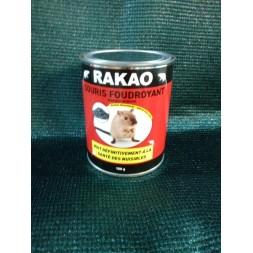 Bloc anti-souris foudroyant 100g - RAKAO