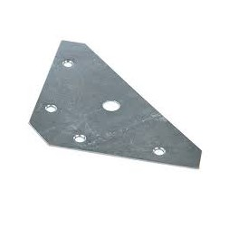 Plaque angle