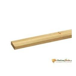 Traverse en bois pour balustre - BURGER