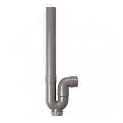 Siphon de machine à laver Ø 40 mm