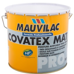 Covatex blanc mat 10L