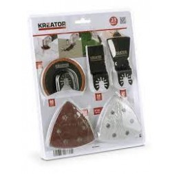 Kit accessoire ponceuse oscillatoire