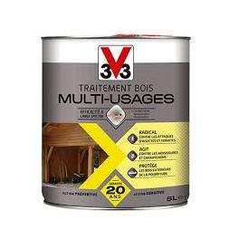 Traitement bois multi usages V33 1 l