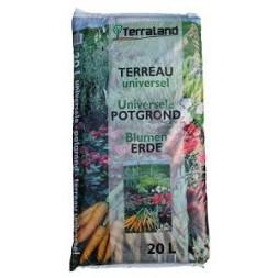 Terreau universel 20l - Terraland