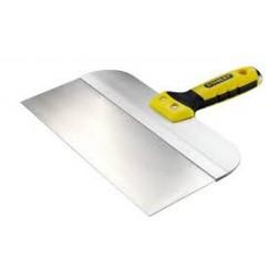 Couteau à enduire lame inox 300mm - STANLEY