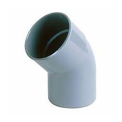 Coude PVC 45° 80mm M - F