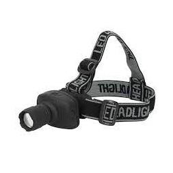 Lampe frontale LED 1 W - 50 lm - 250734 - Silverline