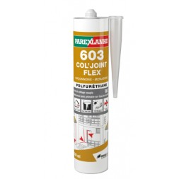 Mastic colle joint flex gris 300ml