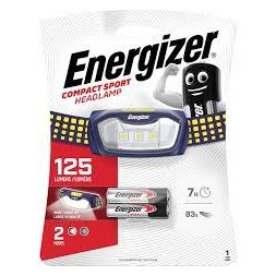 Lampe frontale Compact Sport 125 lumens - ENERGIZER