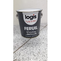 Logis Feruil anti-rouille blanc 2.5L
