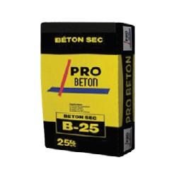 Mortier béton H25 25kg - PRO BETON