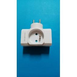 TRIPLITE VRAC 3 X 16A (DEEE 0.06€) - JP OUTILLAGE