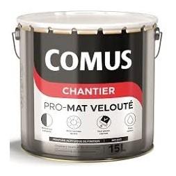 Comus CHT  pro-hydro blanc mat  2,5L