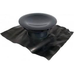 Chapeau de ventilation Ø 80 mm avec Moustiquaire