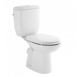 Pack WC  Aveiro surélevé + réservoir 3/6l + abat blanc -103924