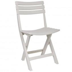 Chaise blanche Birki