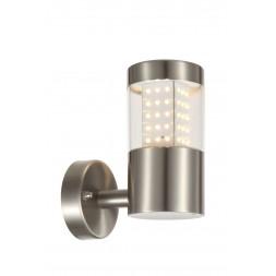 Luminaire extérieur inox 1 led