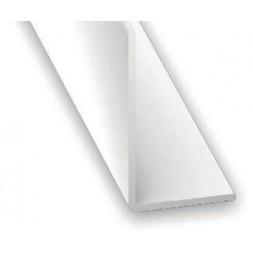 Cornière pvc blanc 20x30mm 2m - CQFD