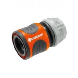 Raccord arrosage rapide Aquastop 19mm - GARDENA