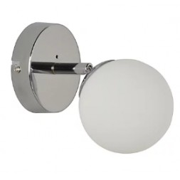Spot salle de bain g9 led opah 1l chrome (deee 0.80€)