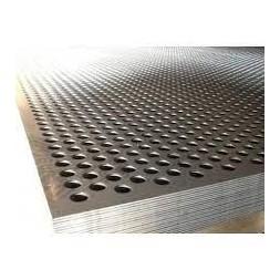 Tôle perforée galvanisée R10/T15 2000 x 1000 x 2mm