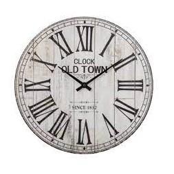 Horloge MDF